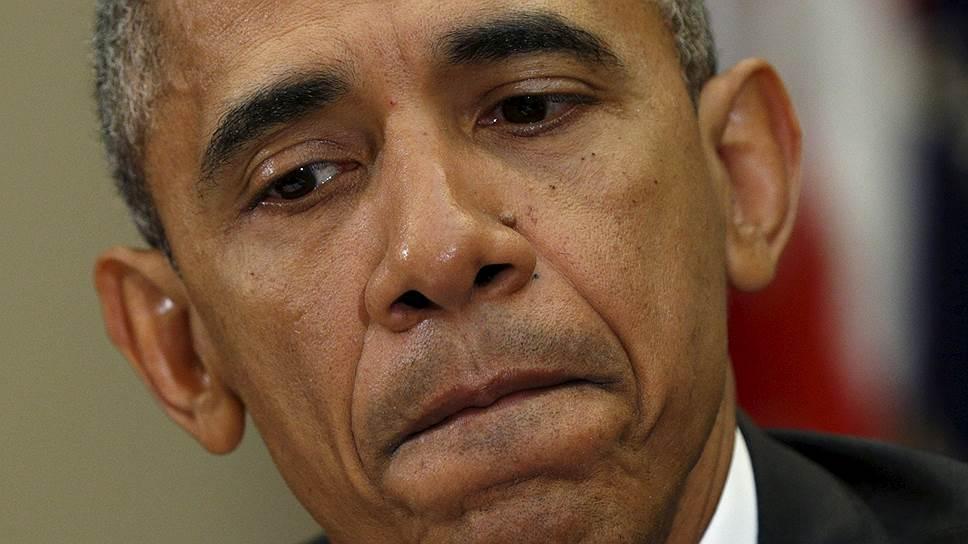 Почему у арабских королей не нашлось времени на Барака Обаму