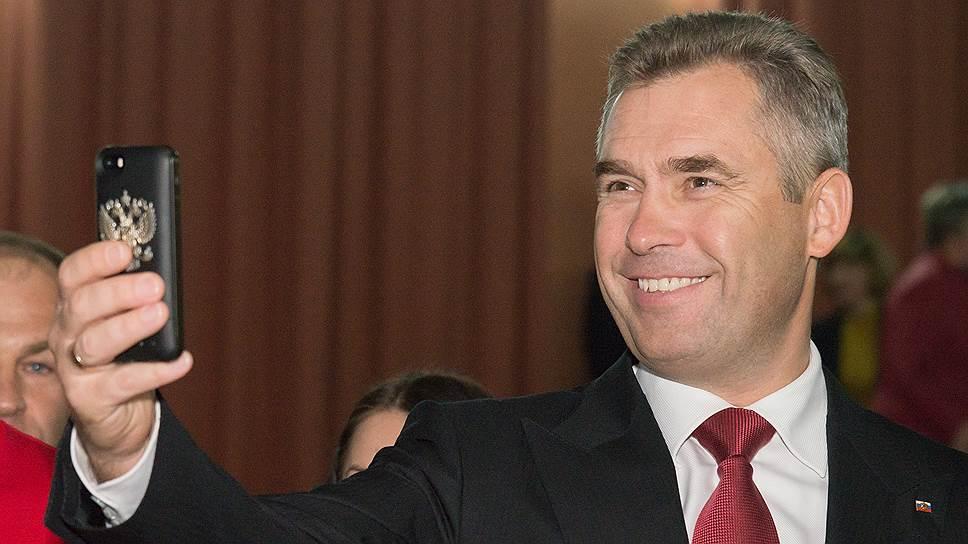 Уполномоченный при президенте России по правам ребенка Павел Астахов