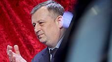 Александра Дрозденко отпустили на выборы