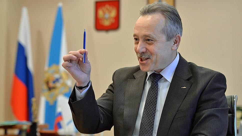 Мэр Северодвинска Михаил Гмырин