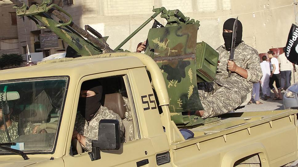 Сирийские боевики остались без чеченского командира