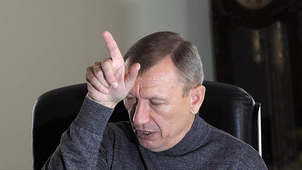Бывший губернатор Брянской области Николай Денин