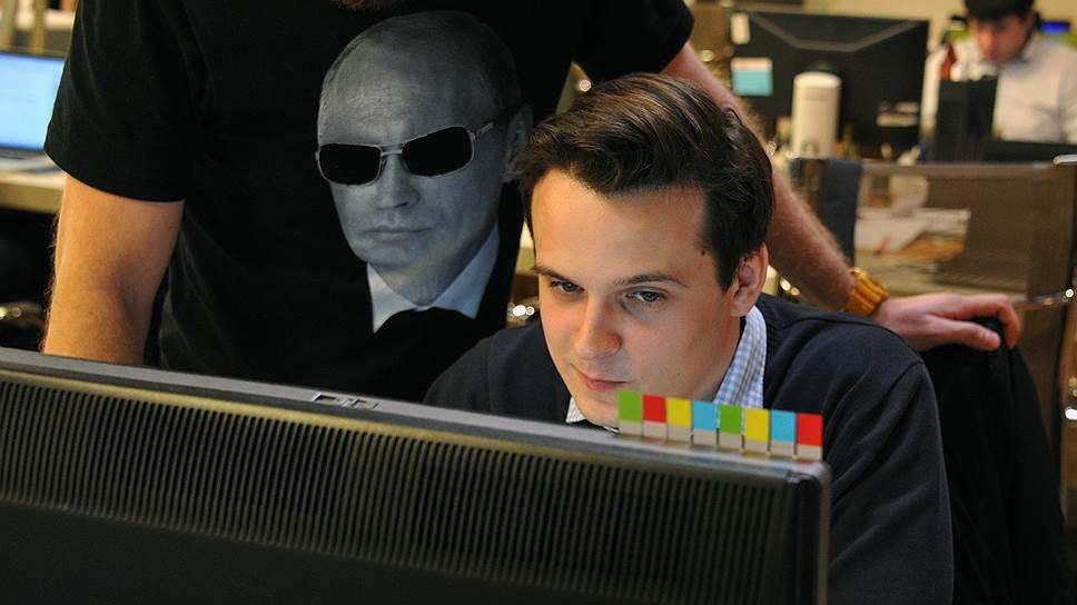 Владимир Путин поручил рунету найти стратегию