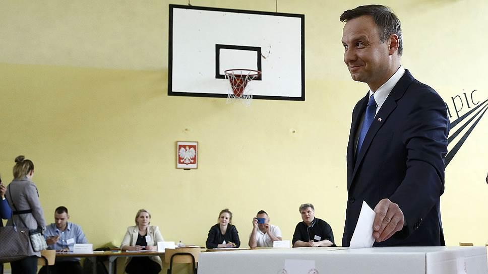 Как прошли выборы президента Польши