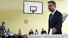 Президентом Польши может стать однопартиец Ярослава Качиньского