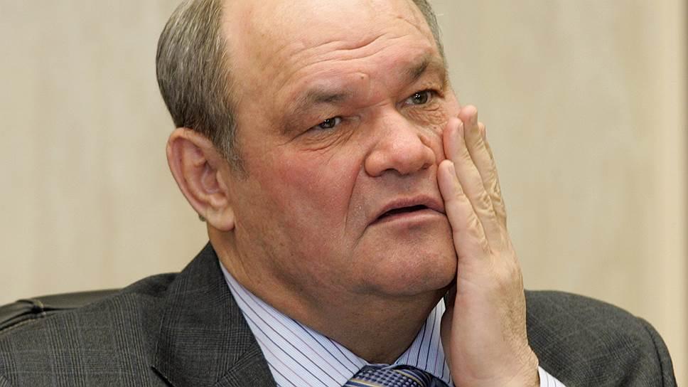 Почему ушел в отставку губернатор Пензенской области Василий Бочкарев