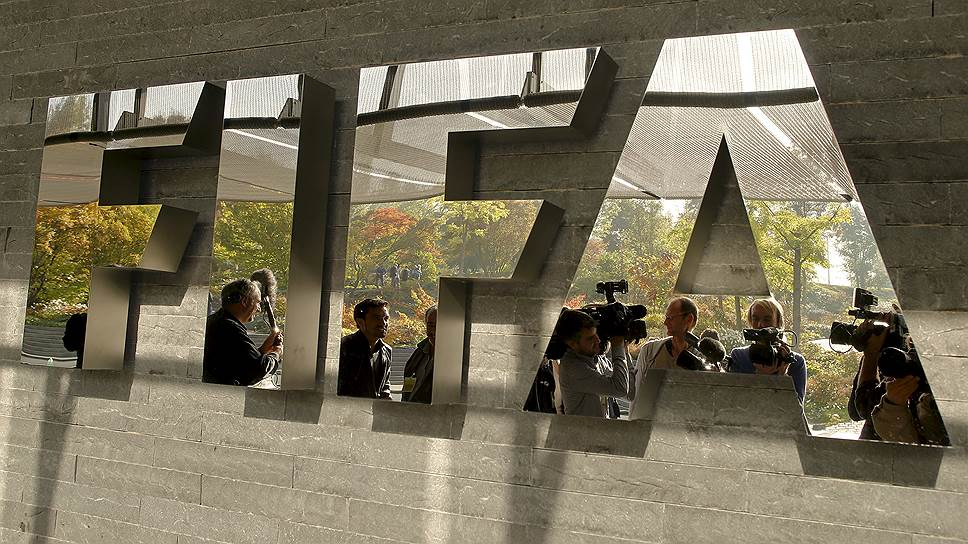 Почему были арестованы высокопоставленные чиновники FIFA