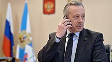 «Единая Россия» приостановила северодвинского мэра