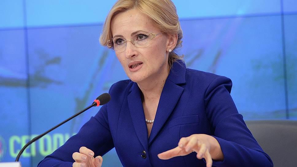 Как Ирина Яровая исправила законопроект о пропаганде наркотиков