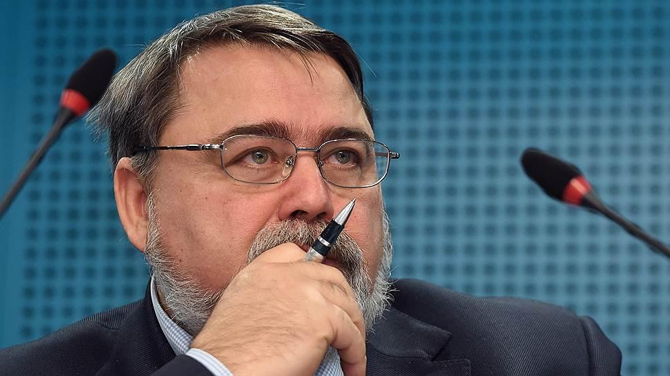 Руководитель Федеральной антимонопольной службы России Игорь Артемьев