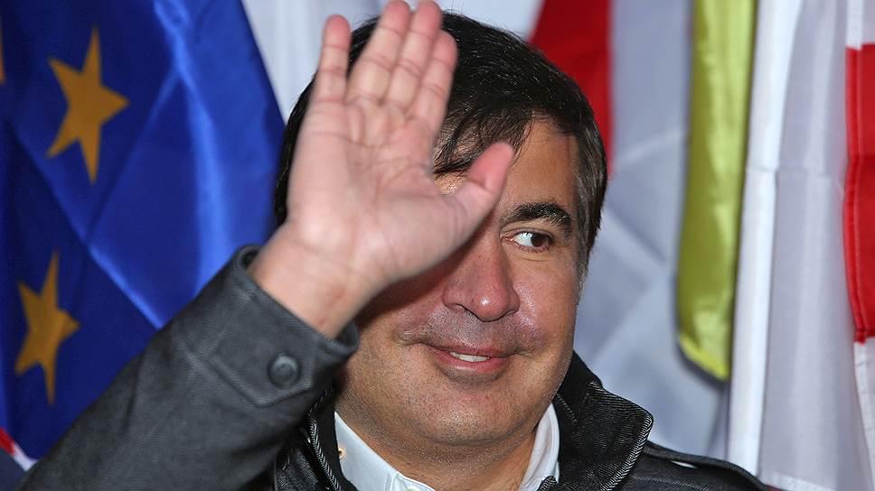Почему Михаил Саакашвили обижен на Грузию