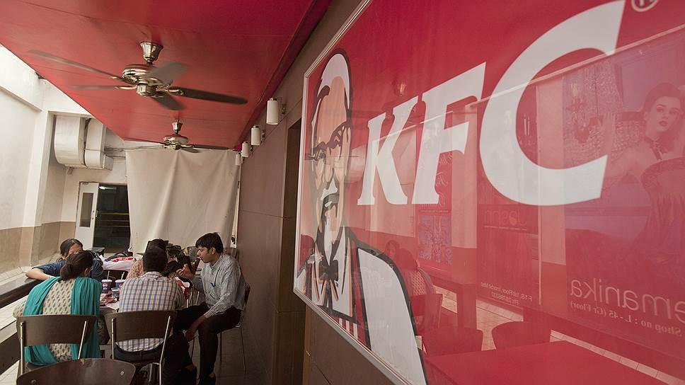 KFC судится из-за восьминогих кур