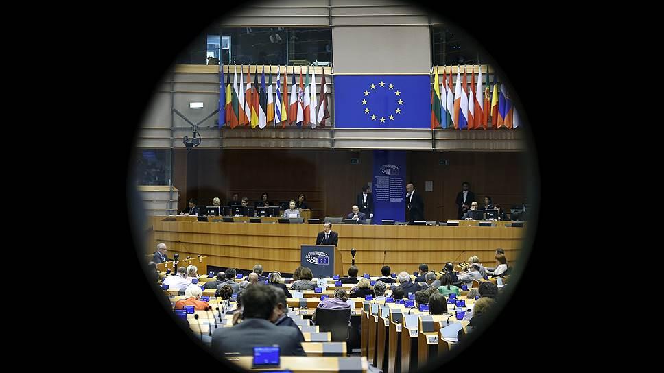 Как российским дипломатам закрыли доступ в Европарламент