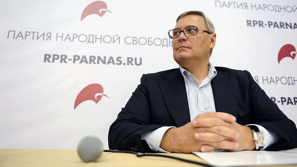 Как Михаилу Касьянову напомнили про убийство Бориса Немцова