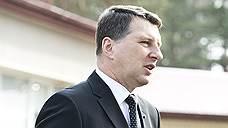 Президентом Латвии стал уроженец Псковской области