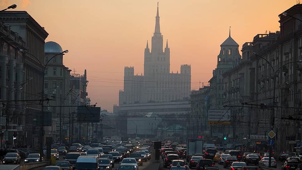 Власти Москвы вложили в транспорт 420 млрд рублей