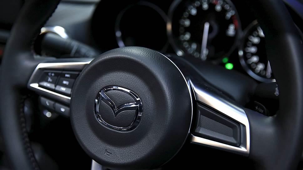 Почему Mazda отзывает 1,6 млн автомобилей