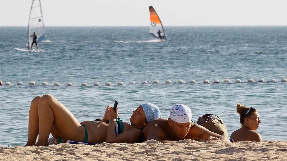 В Крыму сменили главного по туризму