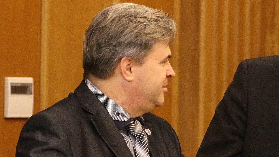 Бывший депутат екатеринбургской городской думы Олег Кинев