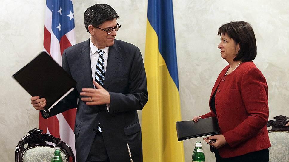 Как Вашингтон пообещал Киеву новые антироссийские санкции