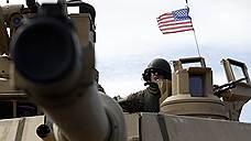США допускают размещение в Европе тяжелого вооружения