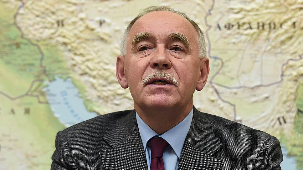 Директор Федеральной службы России по контролю за оборотом наркотиков (ФСКН) Виктор Иванов