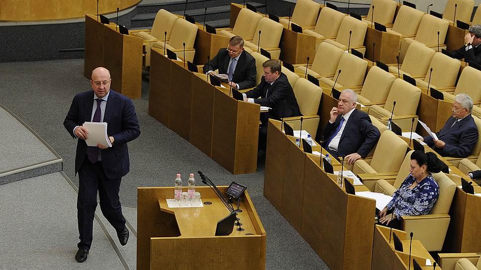 Профильный комитет Госдумы одобрил перенос выборов