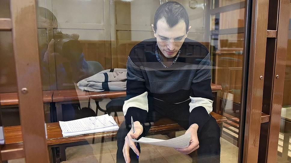 Бывший полицейский Роман Ушаков