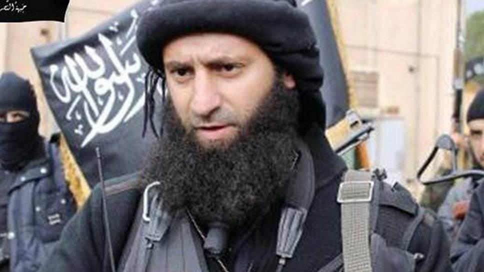 Лидер «Джебхат ан-Нусра» Мухаммед аль-Джауляни