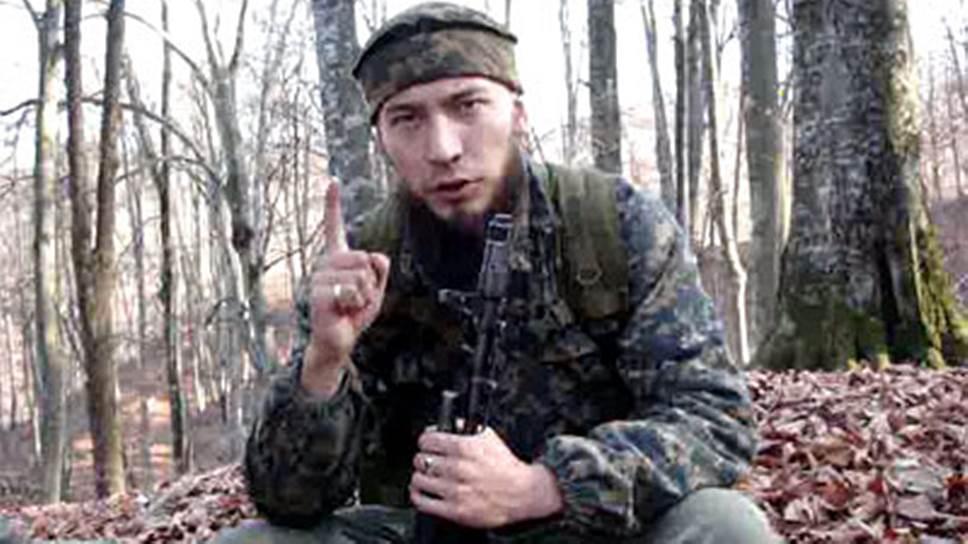 Идеолог северокавказского вооруженного подполья Саид Бурятский