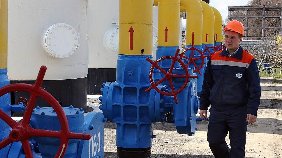 США могут начать поставки газа на Украину в 2017 году