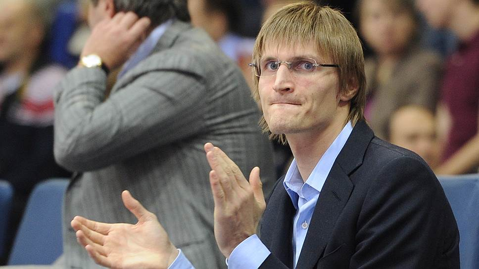 Баскетболист Андрей Кириленко