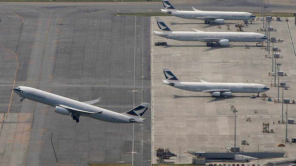 Китай вложит в авиацию $80млрд