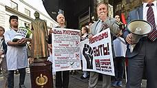 За Дзержинского КПРФ пойдет на улицы и в квартиры