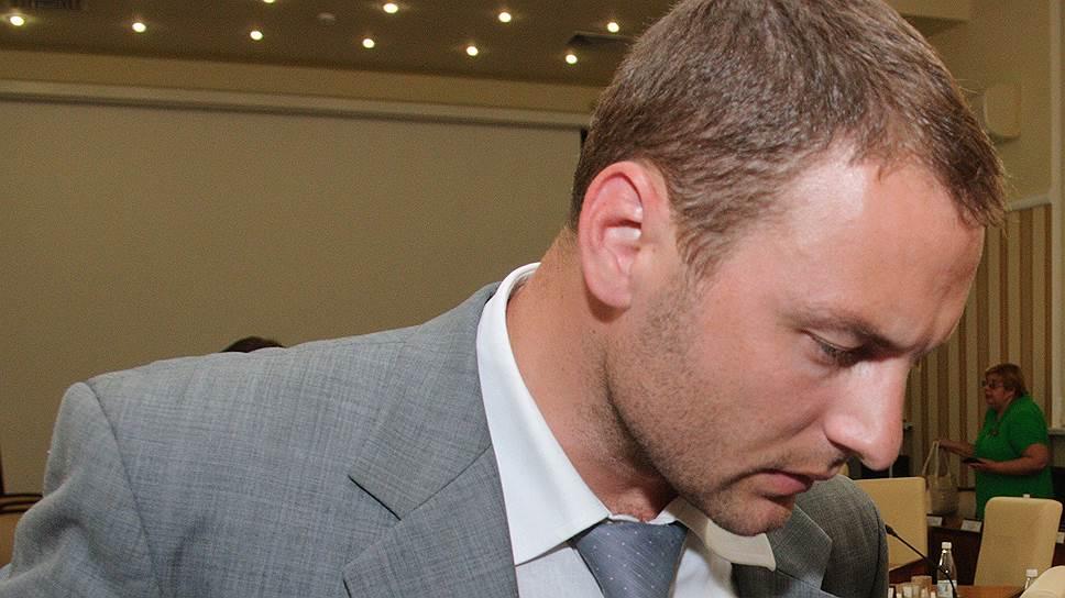 За что задержан министр промышленной политики Крыма