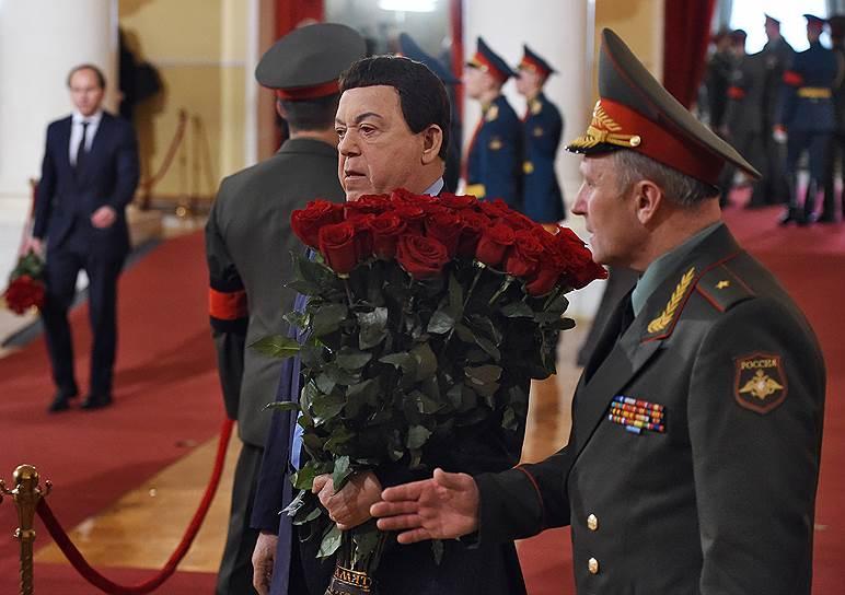 Член комитета Государственной думы России по культуре Иосиф Кобзон