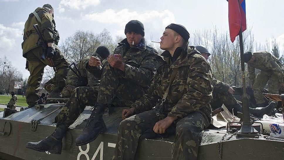 СБУ сообщила о задержании в Донбассе «агента ФСБ»