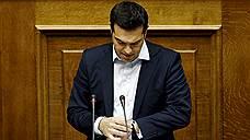 «Греческое правительство остается за столом переговоров»