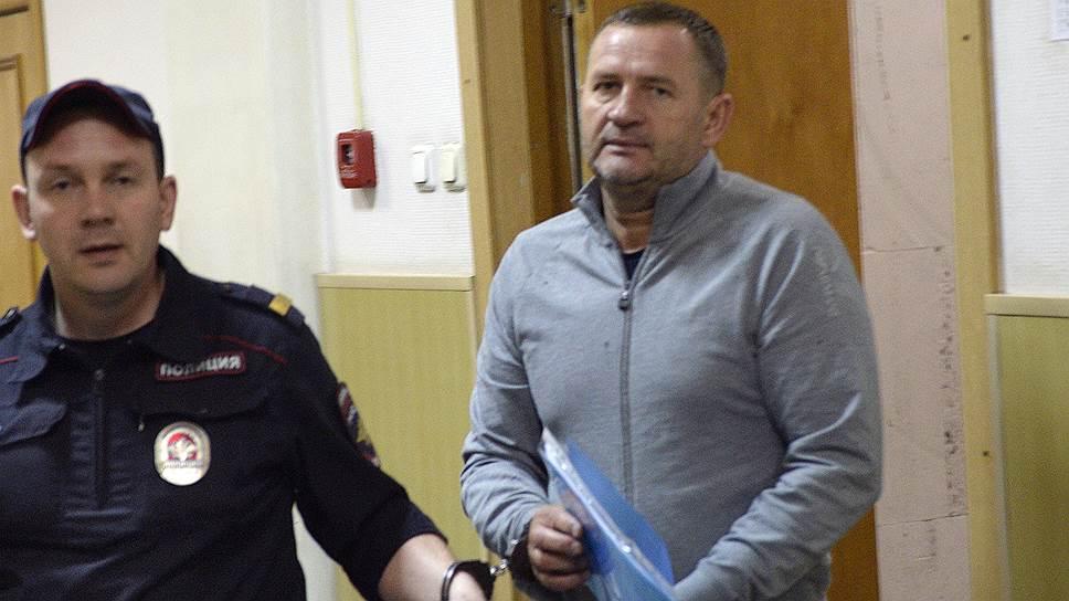 Бывший топ-менеджер «Белгородэнерго» Виктор Филатов