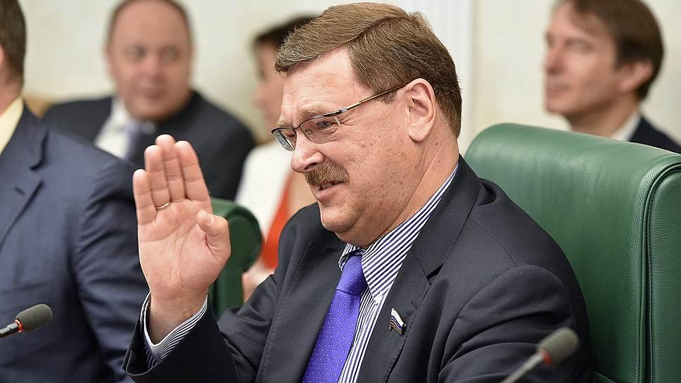 Совет федерации посчитал нежелательные НКО