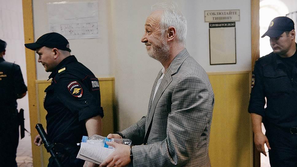 """Бывший глава корпорации """"Роснанотех"""" Леонид Меламед"""