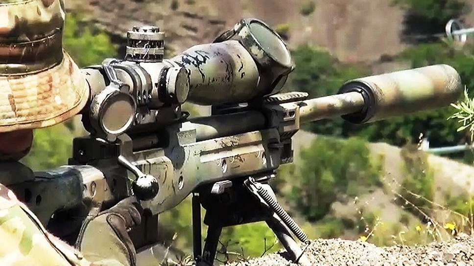 Боевики укрывались в блиндаже
