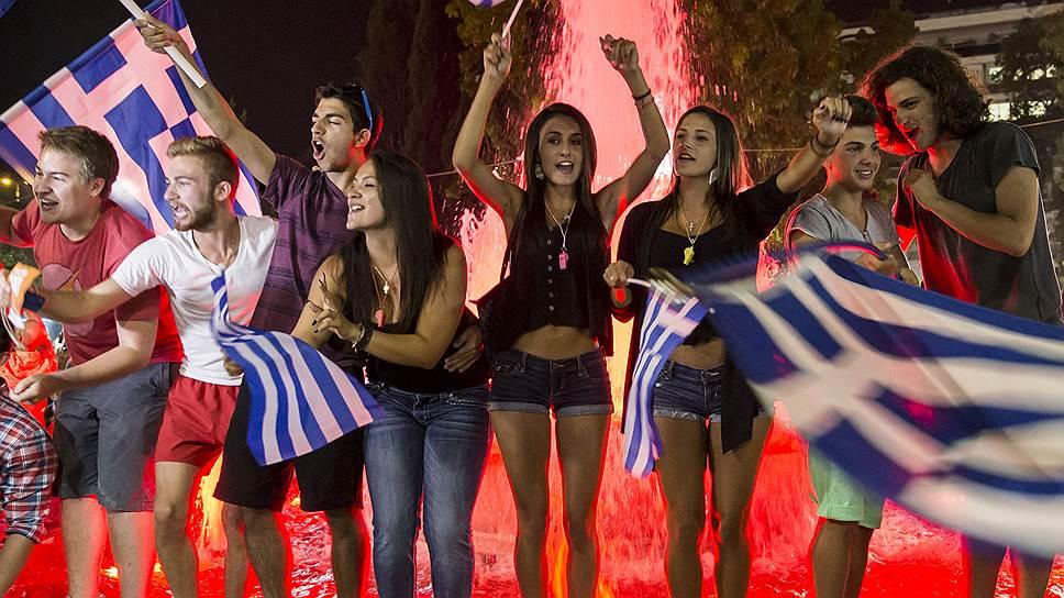 А вы за греков?