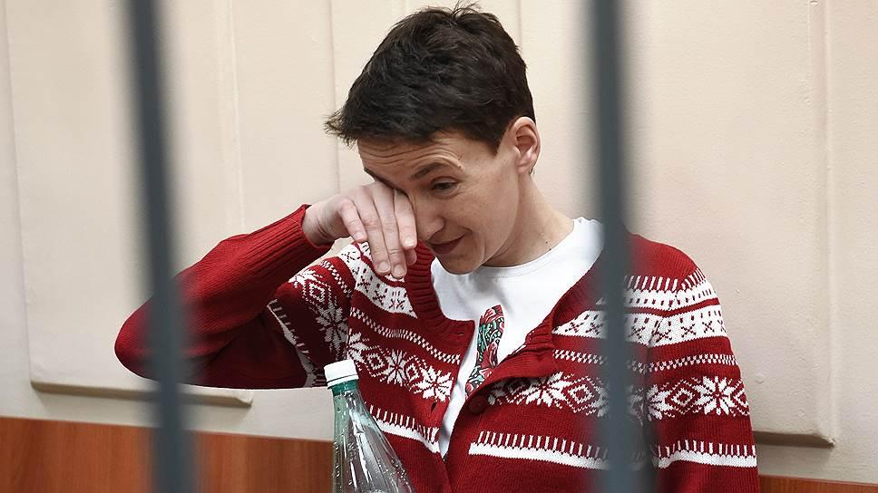 Надежду Савченко будут судить в Ростовской области