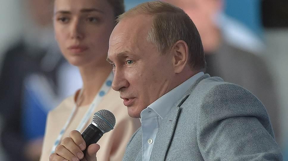 Президент готов голосовать по интернету
