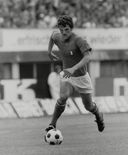 В 1962 году подписал первый профессиональный контракт с клубом СПАЛ. В амплуа полузащитника сыграл за эту команду 49 матчей, в которых забил три гола. В 1967 году перешел в «Рому» (62 матча, 11 голов), в 1969 году — в «Ювентус» (165 матчей, 27 голов), в 1976 году — в «Милан» (65 матчей, четыре гола). В 1972-1976 годы входил в национальную сборную Италии, за которую забил 8 голов в 32 матчах