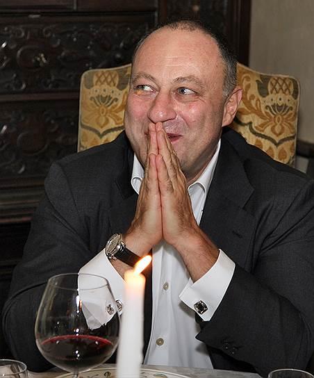 Бывший сенатор Владимир Слуцкер