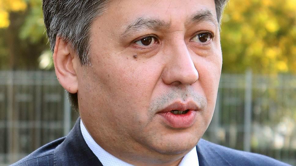 Бишкек выразил протест Вашингтону