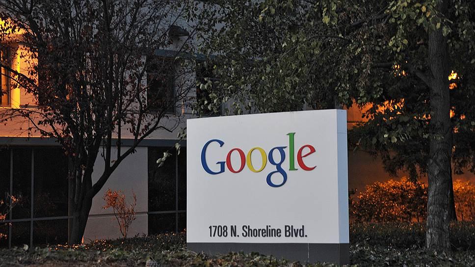 Google превзошла ожидания за счет рекламы
