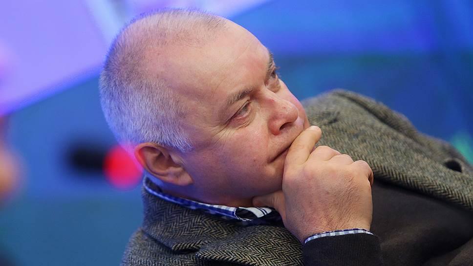 Гендиректор МИА «Россия сегодня» Дмитрий Киселев